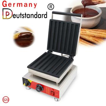 High quality electric churros maker waffle machine for sale
