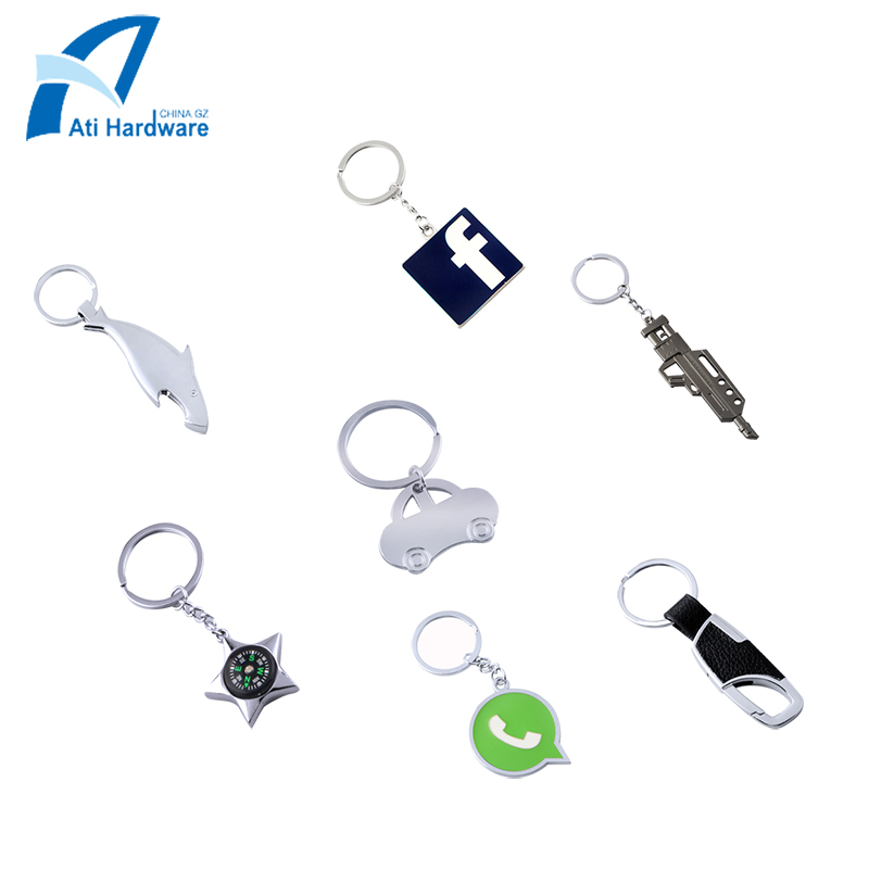 Animal Key Rings