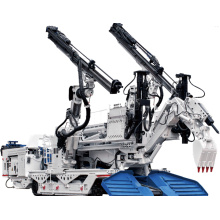 Hydraulic Excavator Loader Integrated Machine