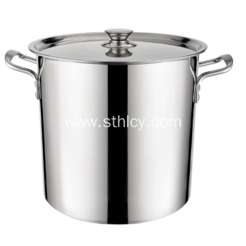 High Quality Durable Bottom Stainless Steel Bucket