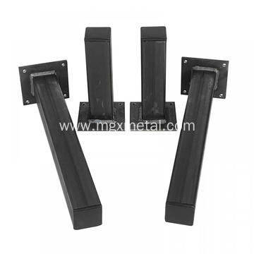 High Quality Custom Iron Industrial Straight Legs