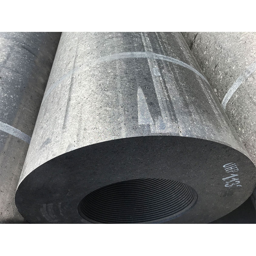 Diameter 200mm-600mm UHP Graphite Electrode Supply