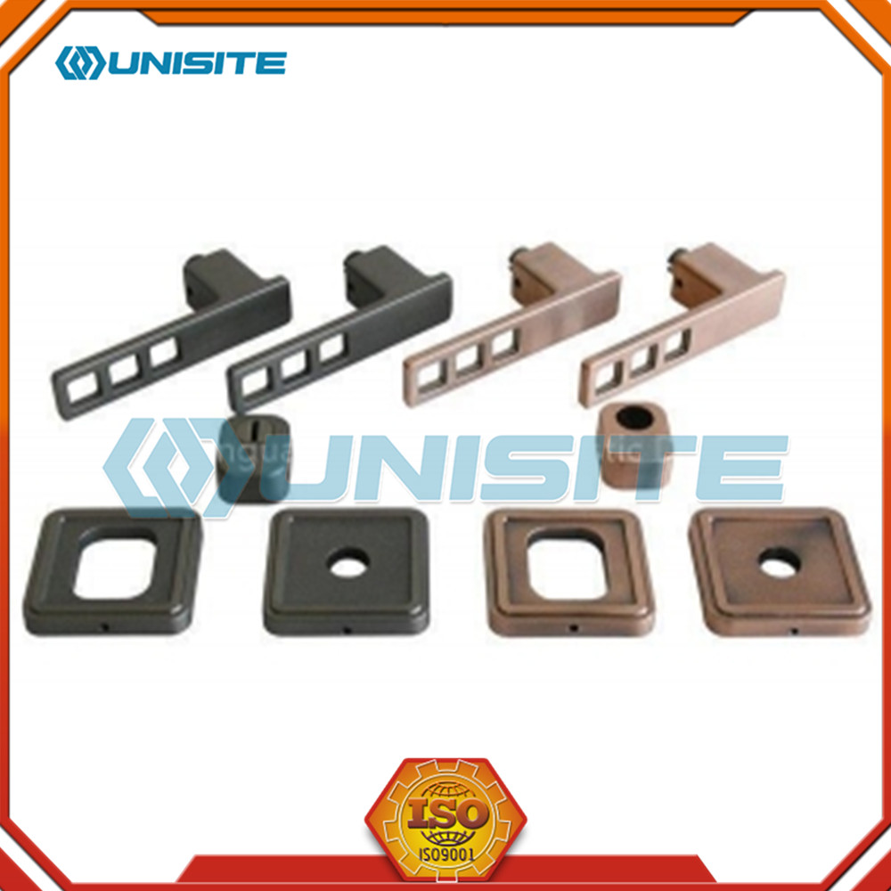 Aluminum Machined Pressure Die Casting Part