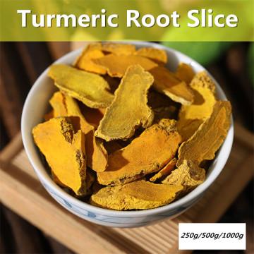 Dried Turmeric Root Sliced Oganic Food Herb