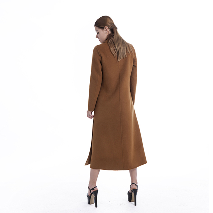 New styles camel winter coat