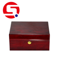 Decorative wooden mens watch boxes wholesale