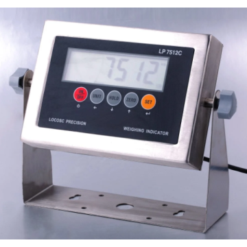 Digital Platform Weighing Scale Indicator With Display