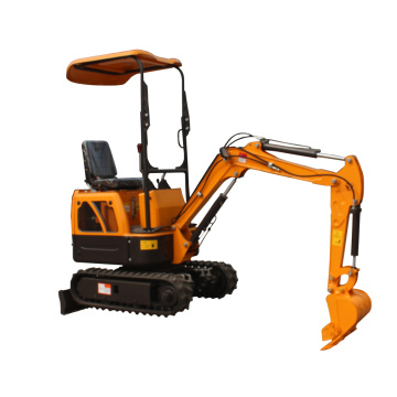 0.8ton mini crawler digger for small work