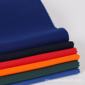 Cotton Fr Anti Static Twill Fabric For Garment