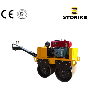 Mechanical type mini road roller price for sale