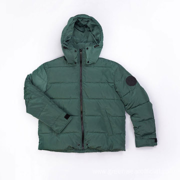 Men`s  Polyester down jacket