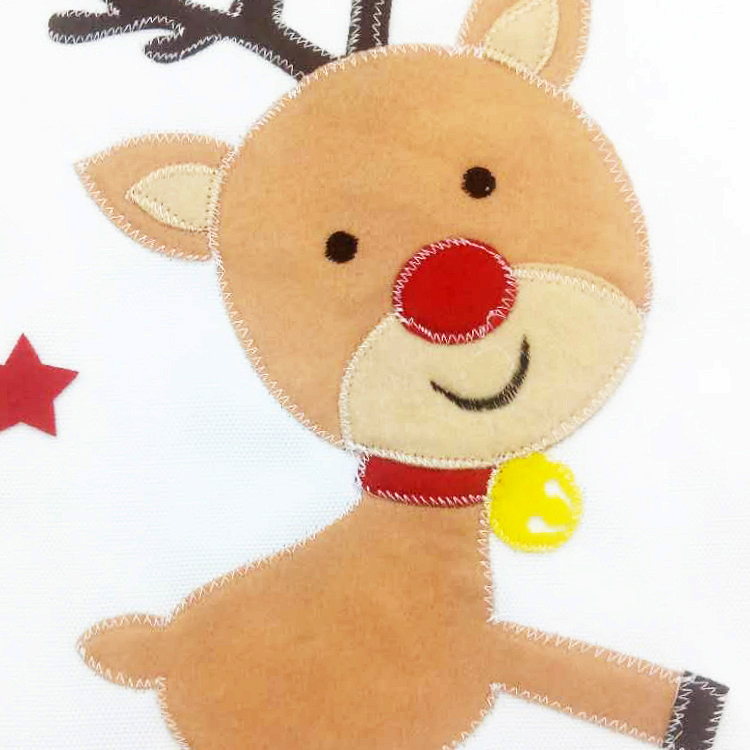 Christmas reindeer Wall hanging decorations