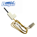 Gas stove igniter flame sensor hot surface igniter