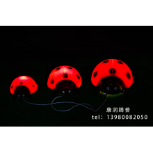 Simulation Insect  Ladybug Lights