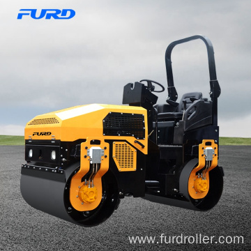 3 ton Mini Vibratory Road Roller for Sale