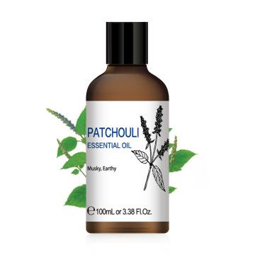 HIQILI 1OZ Patchouli Cinnamon Essential Oils 30ML Stress Relieve Sleep Diffuser Aroma Oil Sandalwood LavenderBlack Pepper Fennel
