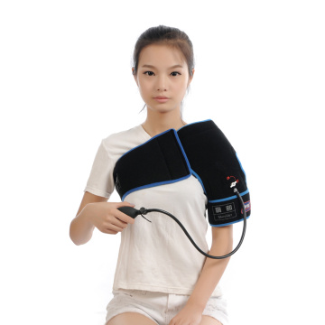 Cold therapy product shoulder cold compression brace
