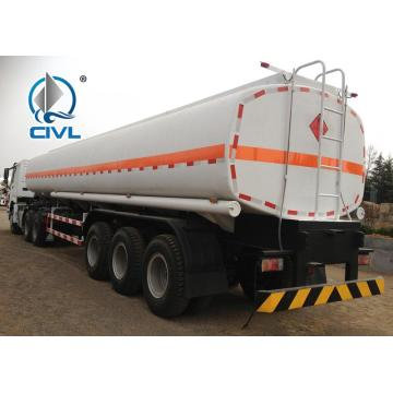 50m3 Oil Tanker Semi Trailer