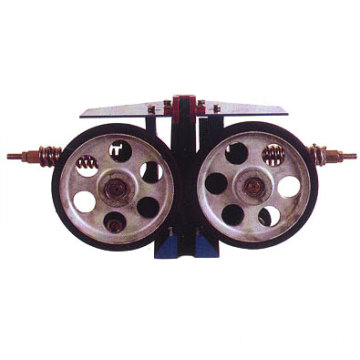 Elevator Roller Guide Shoes , Rated Speed ≤5.0m/s , PB226