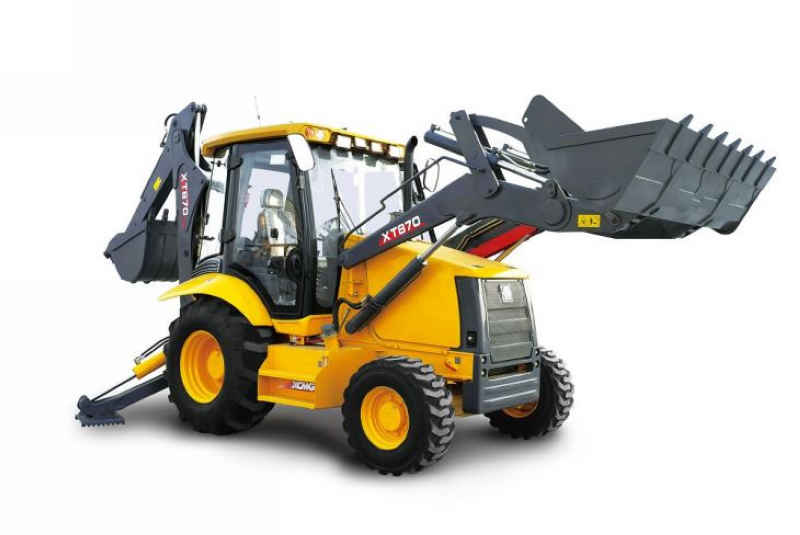 Xcmg Backhoe Loader Xt870