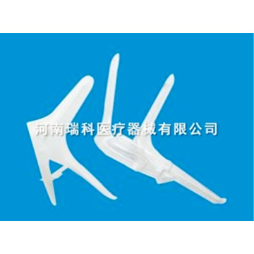 Sterile  vaginal dilator for single use