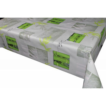 Pvc Printed fitted table covers 3' Table Runners