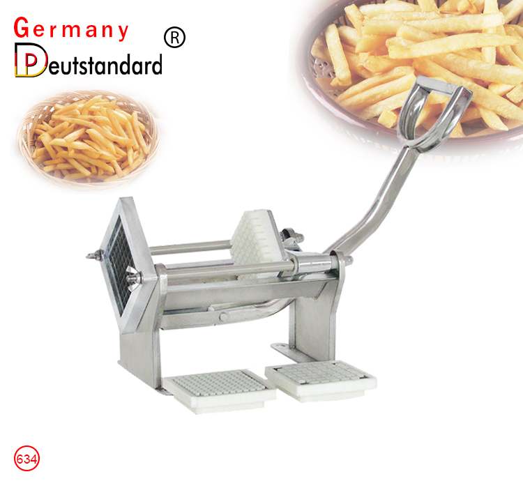 Potato Cutter munual machine