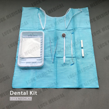 Disposable Dental Kit for Dental Office