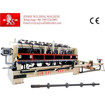 Advanced  Automatic Ringlock Scaffolding Production Line