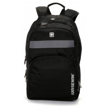 Suisswin Simplicity Leisure Business Travel Laptop Backpack
