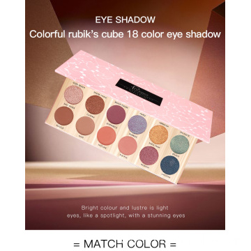 Waterproof Eye Shadow Eyeshadow Palette Private Label