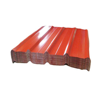 wholesale color coated corrugated roof insulated sheet metal prices