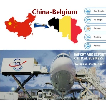 Honest and happy air freight shipping agent rates to Belgium from China