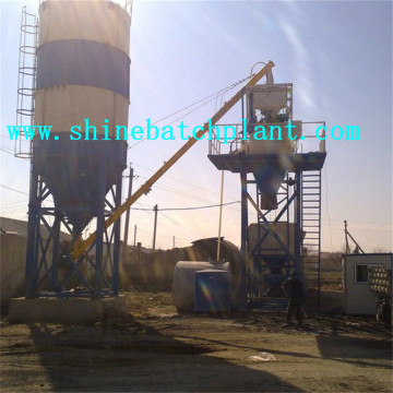 25 New Portable Concrete Batching Plant