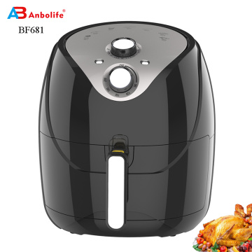 new digital/manual control air fryer without oil