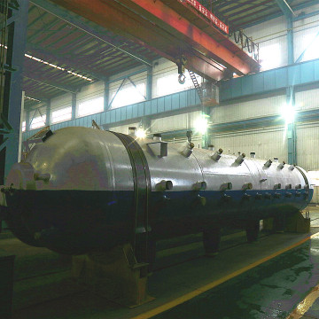 Head For Steam Boiler Drum
