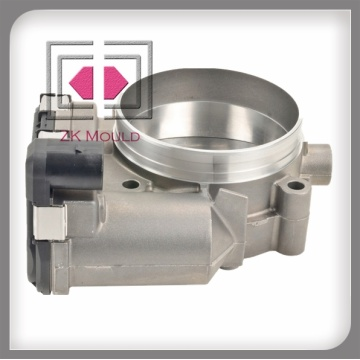 Automobile Aluminum Die Casting Throttle Valve Housing