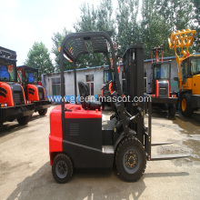 THOR 2.5 Electric Compact Forklift With Battery Control
