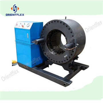 Cost-effective 14 inch fittings crimping machine HT-91K