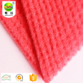 jacquard knitting clothing polyester rayon spandex fabric