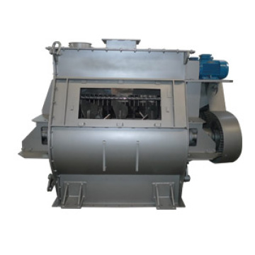 Capacity Twin Shaft Paddle Mixer Machine for Chemical