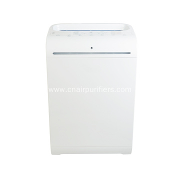 DC Motor HEPA Air Purifier With Humidify