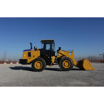 New SEM 3 ton wheel loader SEM632D loader with bucket