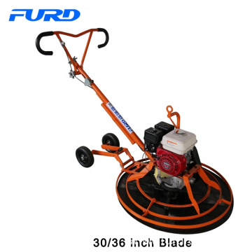 Walk-behind Power Trowel for Quality Concrete Surface Finish