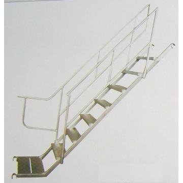 Scaffolding Access Ladder For Building Construction
