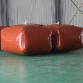 flexible water bladder tank 4000l