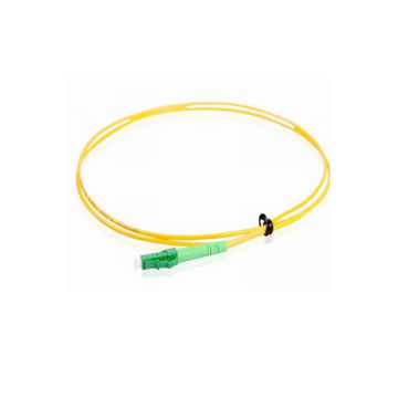 LC OS2 0.9mm Simplex Fiber Optic Pigtail