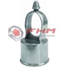 Top Though of Chain Link Fence Fittings Accessories