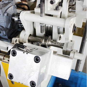 High precision exhaust band clamps roll forming machine