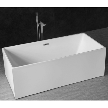 Rectangular Size Freestanding Acrylic Bathtubs